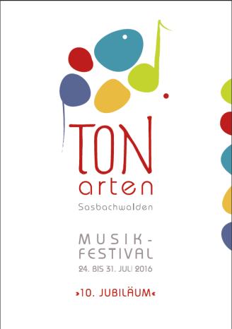 TONarten Sasbachwalden 2016