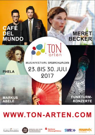 TONarten Sasbachwalden 2017